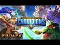 Dungeon Hunter Champions Gameplay Android iOS by Gameloft