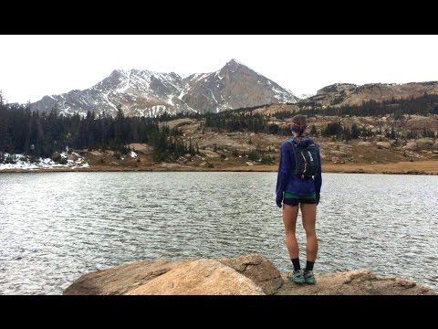 A Run Up To Lion Lake! (11,000'/3353m) | Sage Canaday & Sandi Nypaver