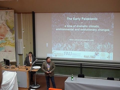 The Early Palaeozoic - a time of dramatic climatic, environmental and evolutionary changes part1