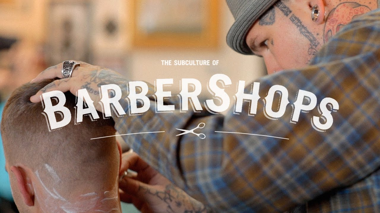 Barber Youtube : The New Wave of Barbershops - YouTube