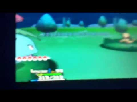Shiny Abra 405 encounters Pokemon Y Friend Safari