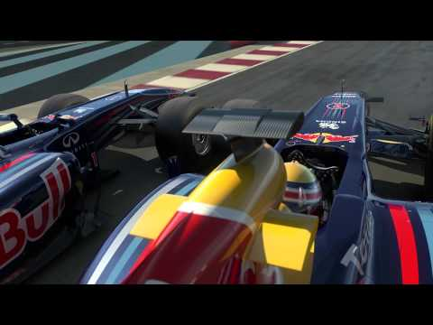 Formula 1 2011   Red Bull Racing   Digital Trackday   Master