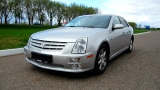 2005 Cadillac STS V8 Start Up, Exhaust, and In Depth Tour videos