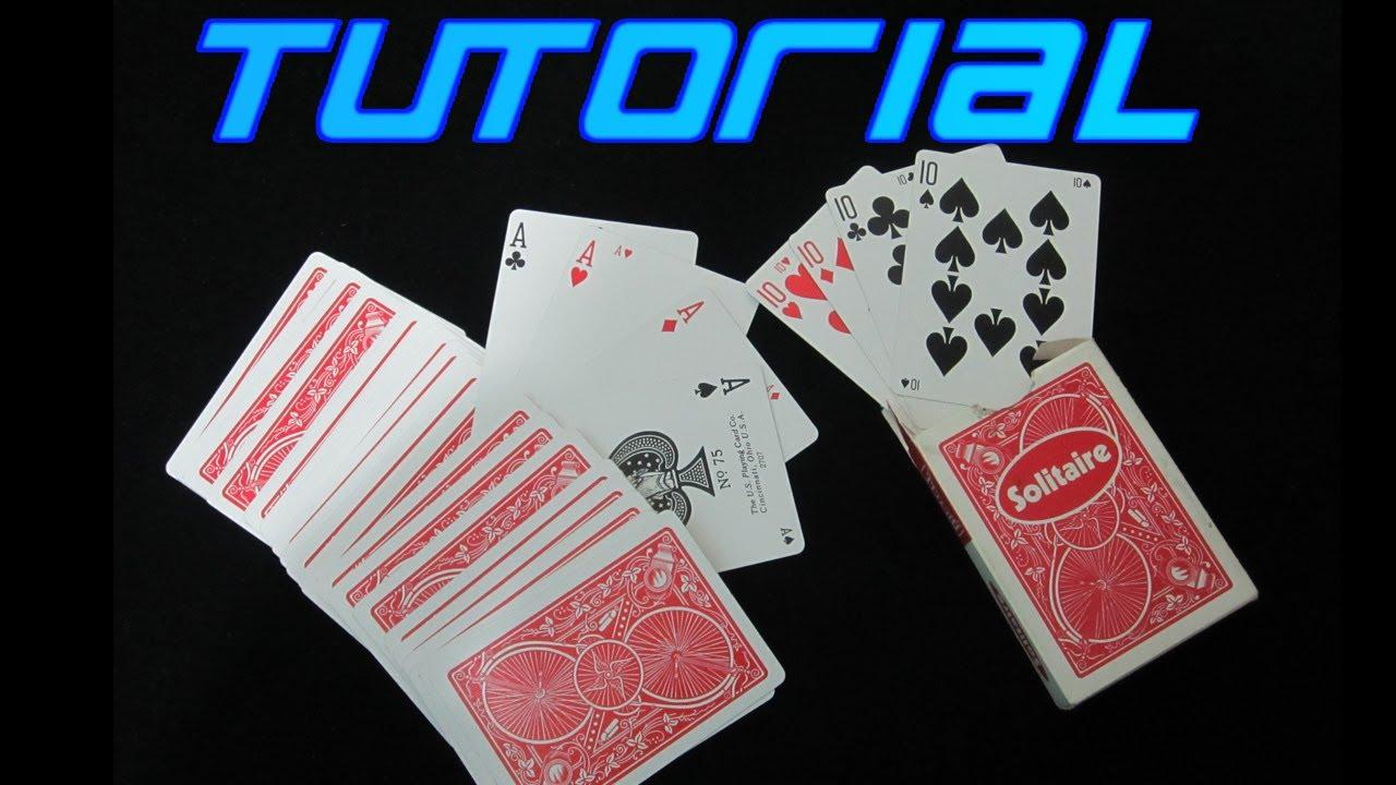 Free Card Tricks – The Art of Magic