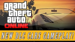 "GTA 5 DLC NEW ""Business Update DLC"" Cars Gameplay"