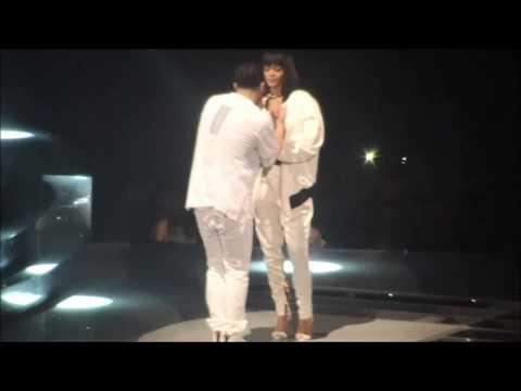 Drake (& Rihanna) Live Paris Bercy