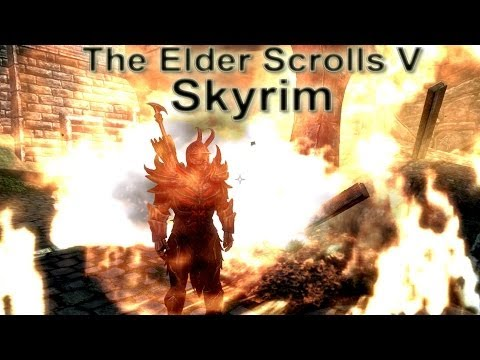 Обзор CRPG «The Elder Scrolls V: Skyrim» (18+)