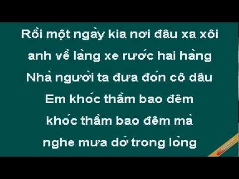 Em Gai Que Karaoke - Cẩm Ly - CaoCuongPro