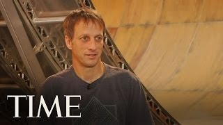 Time: 10 Questions for Tony Hawk