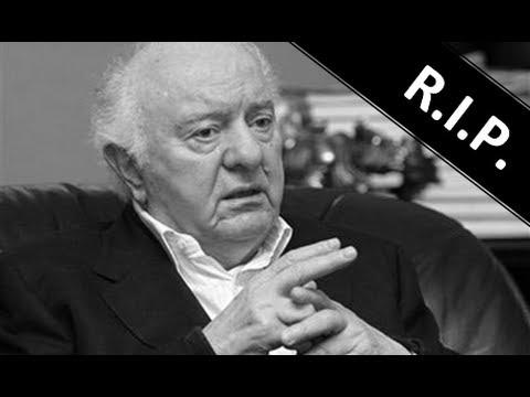Rest in Peace Eduard Shevardnadze