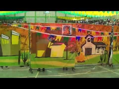 Balão Dourado RN 2014 Final Intertv Cabugi (parte 1)