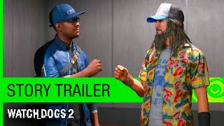 Watch Dogs 2 - Story Trailer