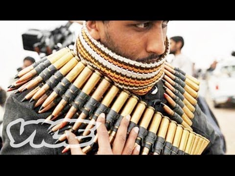 Front Lines of the Libyan Revolution (Documentary)
