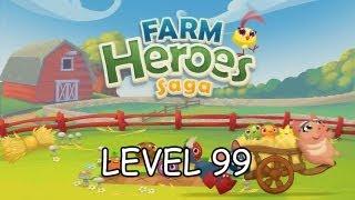 Farm Heroes Saga Level 99