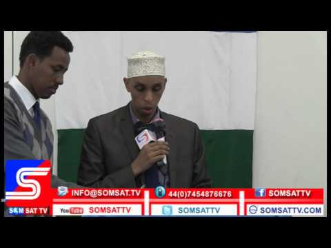 Ururka Noor Foundation London Uk Somsat tv