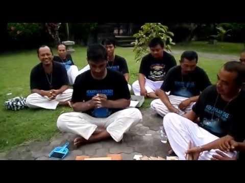 MALAYSIA ditahan imbang skor 1 - 1 adu TENAGA DALAM di Bali
