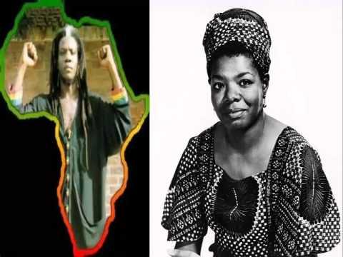 Mutabaruka:Cutting Edge,Muta Deh Yah,*R.I.P.Maya Angelou...