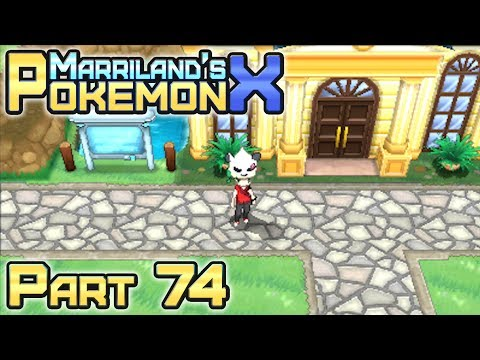 Pokémon X, Part 74: Kiloude City!
