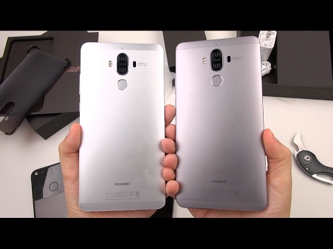Mate 9: Restarting Review with US Version (Unboxing & Thoughts)