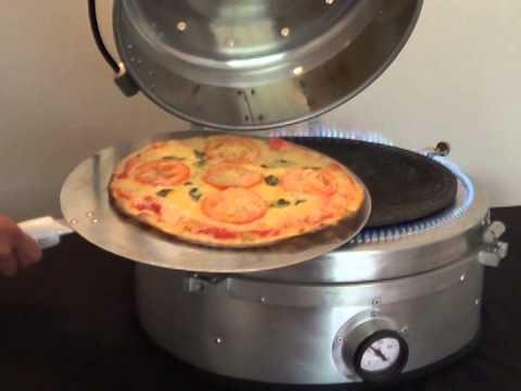 Forno para pizza a gás - Tonini Expressa