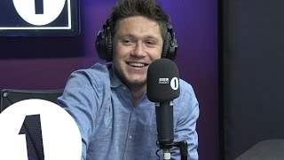 Niall Horan Pranks Niall Horan Impersonator!!!!