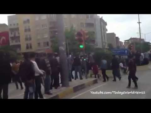 Turkey mine disaster: Angry crowds protest in Soma
