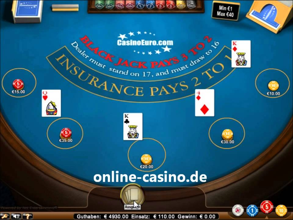 blackjack online casino lightning spielen