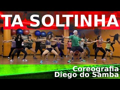 Thiago Brava - Tá Soltinha - Coreografia Diego do Samba