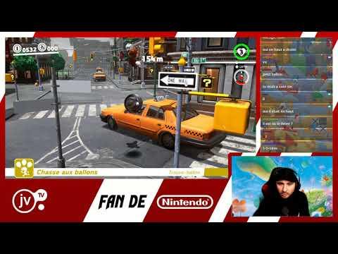 [NintendoFAN#58] Mario Odyssey : Chasse aux Ballons part1