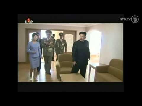 Sự xuất hiện hiếm hoi của đệ nhất phu nhân Triều Tiên Ri Sol-ju