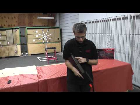 Airsoft GI Uncut - FN Herstal P90 Tactical (by King Arms) AEG Airsoft Gun