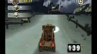 Cars: Mater-National Championship Walkthrough Part 8 (Wii