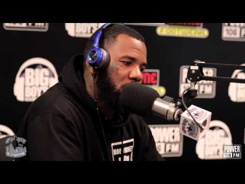 The Game Gives His Thoughts On G-Unit Reunion and 50 Cent