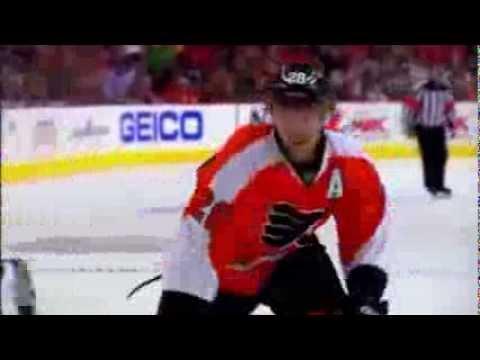 Philadelphia Flyers 2014 Playoffs