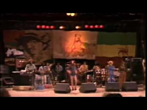 Bob Marley & The Wailers - Show Completo em Santa Barbara 1979