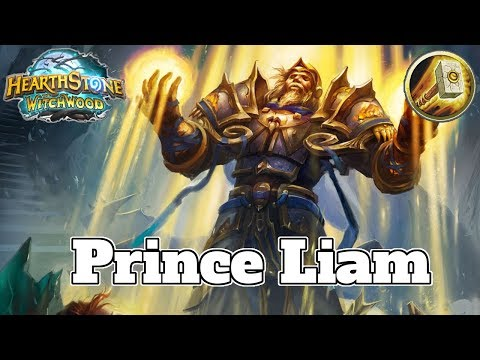 Prince Liam Aggro Paladin Witchwood | Hearthstone Guide How To Play
