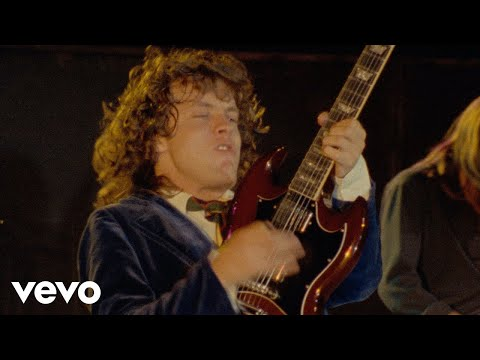 AC/DC - What Do You Do for Money Honey [HD]