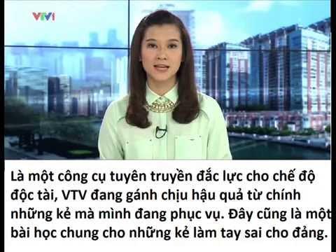 Số phận của VTV1 _ kẻ làm tay sai cho Đảng
