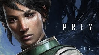 Prey - Gameplay Trailer - Morgan Yu Version 2
