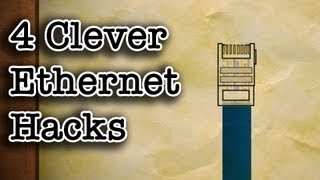 4 Clever Ethernet Cable Hacks