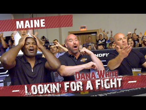 Dana White looking for a fight – sezon 2, epizod 1 (+video)