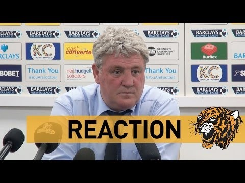 Hull City v Everton | Reaction With Steve Bruce