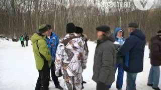 День зимних видом спорта на «Синей сопке». Или горнолыжный спорт высокого уровня.
