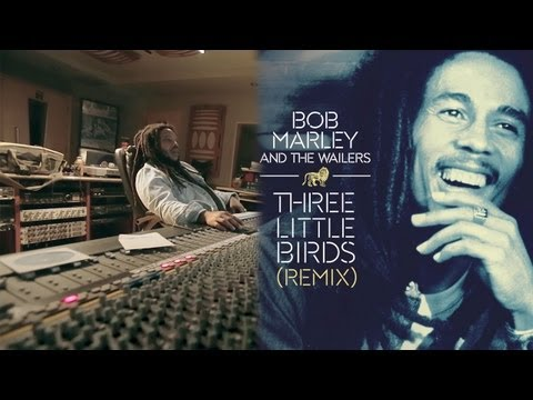 Three Little Birds | Bob Marley | LEGEND REMIXED