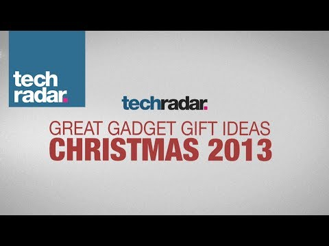 Top 10 tech & gadget gift ideas for Christmas 2013
