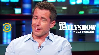 Jason Jones' Last Day on The Daily Show: A Retrospective
