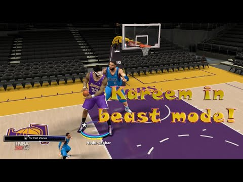 NBA 2K14 TWO 10 Foot Players (Watch Whole VIDEO!)