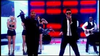 Robin Thicke Blurred Lines Ft. T.I. & Pharrell (Live
