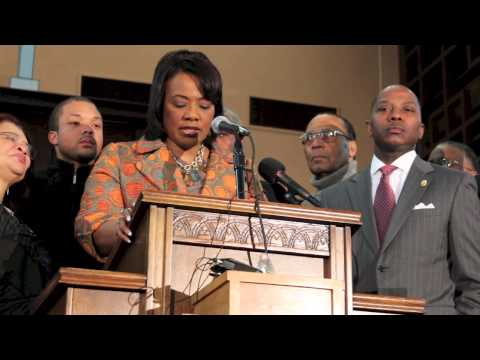 Bernice King address at Ebenezer