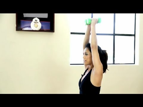 How to Lose Sagging Underarm Skin : LIVESTRONG - Fitness with Amber Nimedez